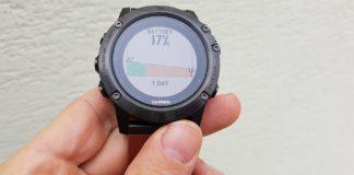 Разряд аккумулятора часов Garmin - как найти и исправить
