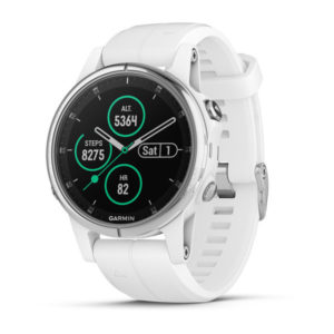 Garmin Fenix 5s Plus white