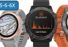 Обзор новых часов Garmin Fenix 6 - 6S - 6X Pro Solar