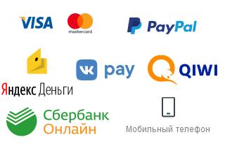 Платежные методы для доната проекта Порстобзор