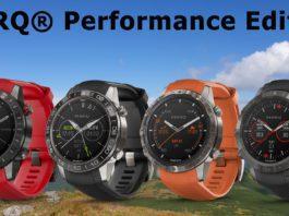 MARQ Performance Edition - новая серия часов Garmin
