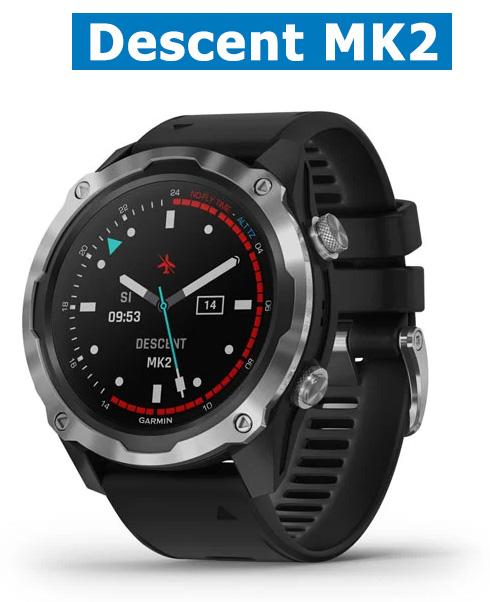 часы для дайвинга Garmin Descent MK2