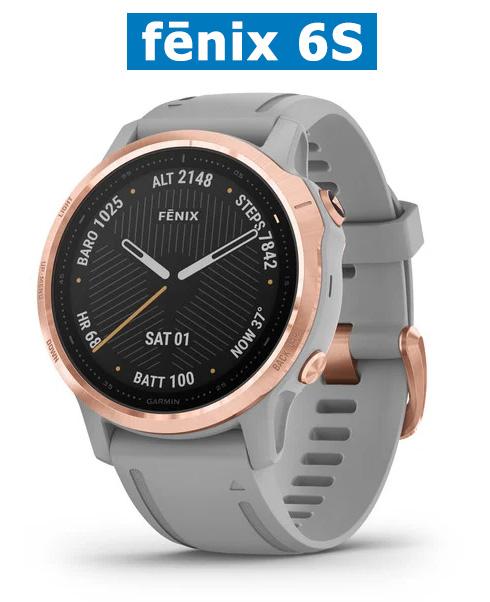 фото часов Garmin Fenix 6S