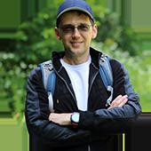 Сергей Ковгареня - автор проекта Простобзор