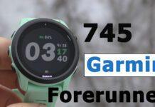 Обзор часов Garmin Forerunner 745
