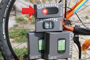 Обзор заднего вело радара Garmin RTL515